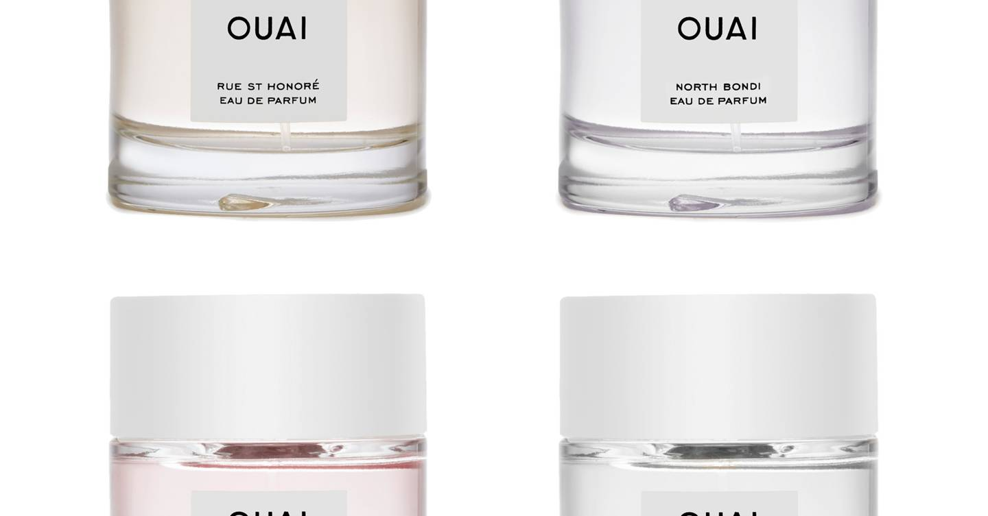 Ouai Is Launching 4 Perfumes Based On The Scent Of Its Products