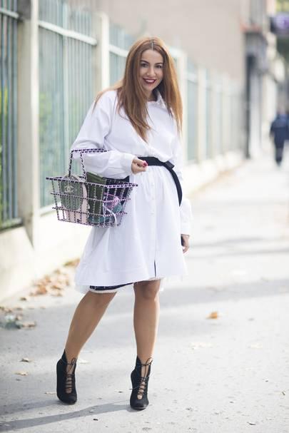 Natasha Zinko, fashion designer