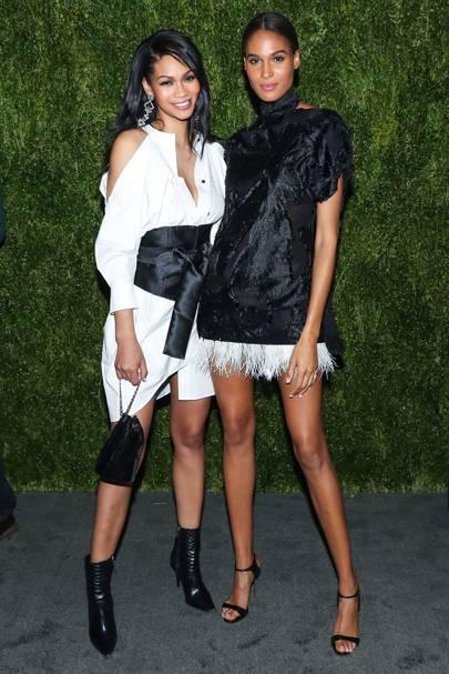 CFDA/Vogue Fashion Fund Awards, New York - November 5 2018