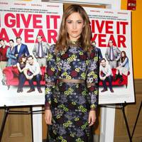 I Give It A Year screening, New York - July 30 2013