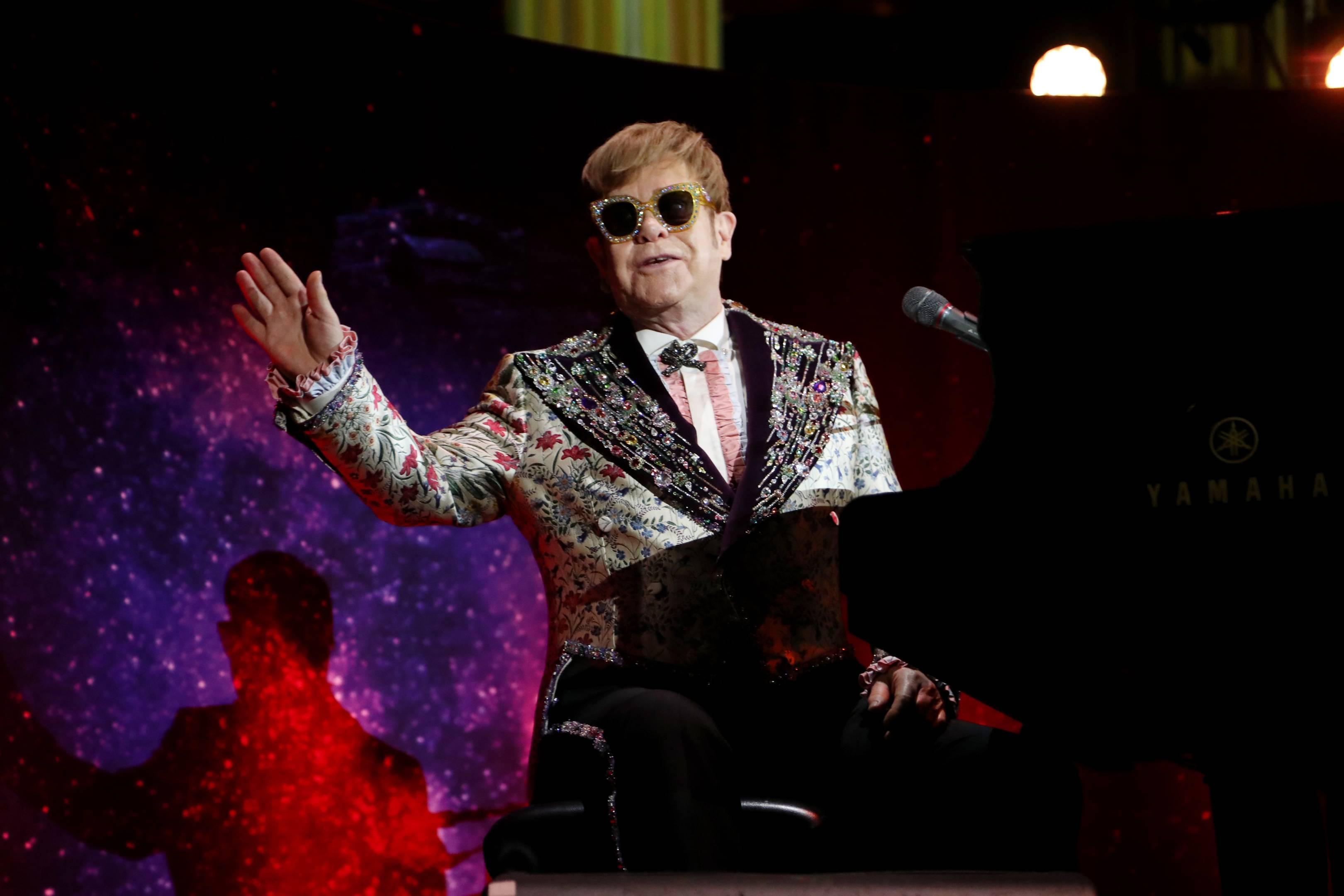 Elton John s Farewell Tour Will Be A Fabulous Flashy Gucci Explosion e16372a16d6c