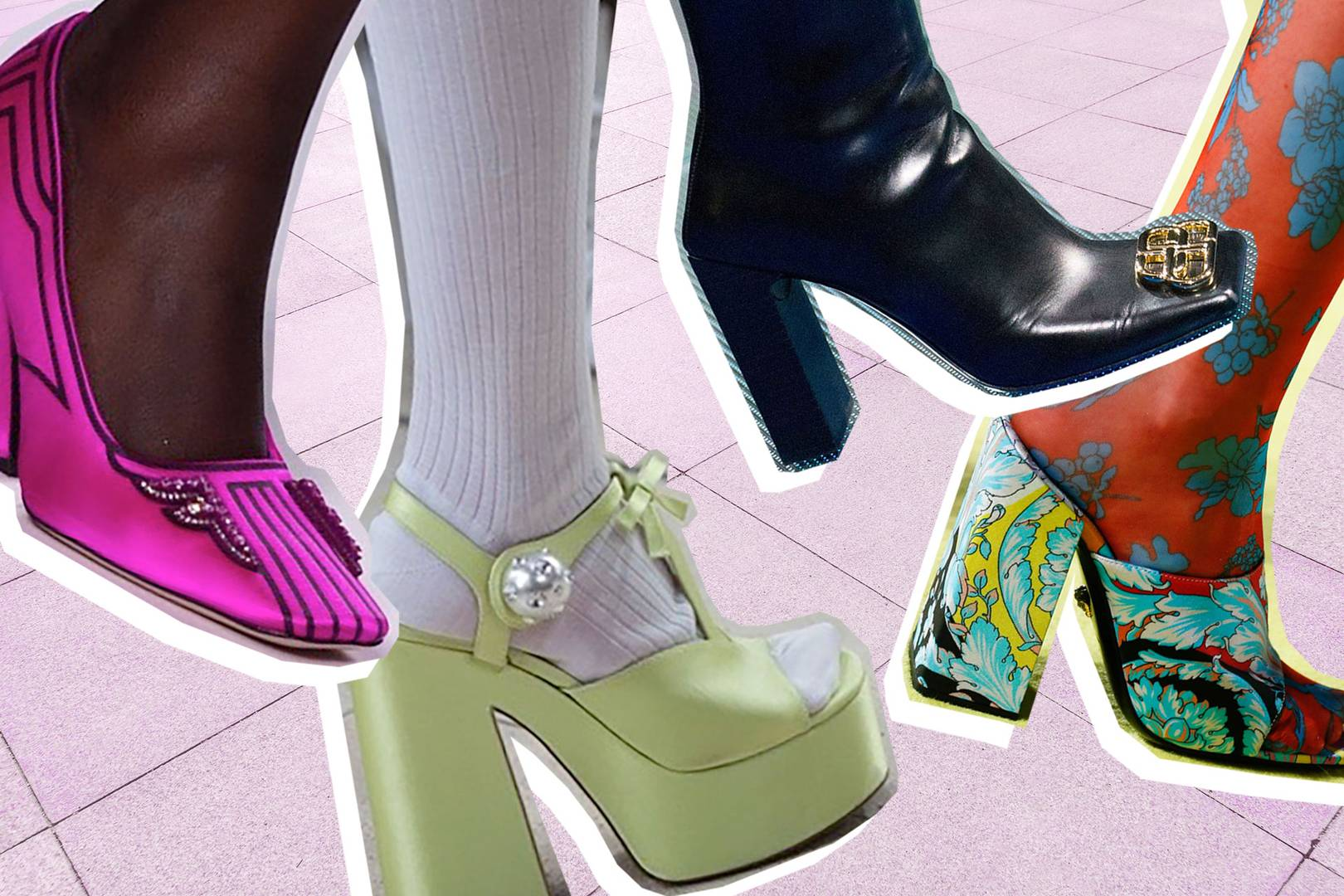 08a866485b221 Shoe Trends SS19: The 2019 Shoe Trends You Need To Know | British Vogue