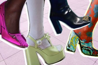 83a0f1f5a03a5f The good news about the SS19 shoe trends  There s really something for  everyone