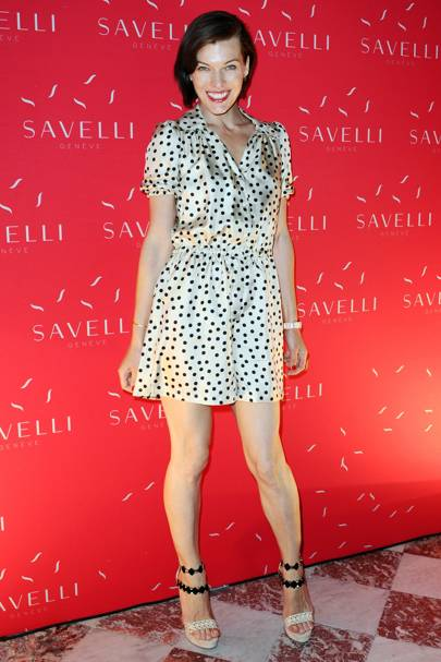 Savelli launch, Paris - July 3 2013