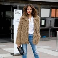 Taina Laurio, model