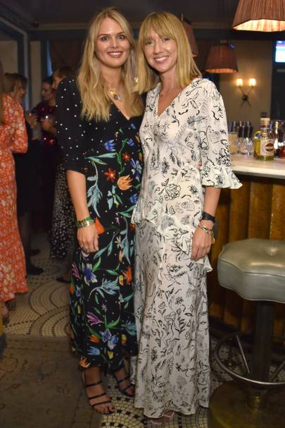 Rixo x Laura Jackson collaboration dinner, London – September 5 2018