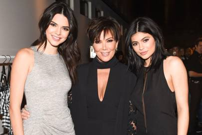 Kylie, Kris and Kendall Jenner