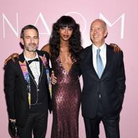 Marc Jacobs & Benedikt Taschen Celebrate NAOMI book launch, New York - April 7 2016