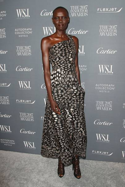 WSJ Innovator Awards, New York - November 1 2017