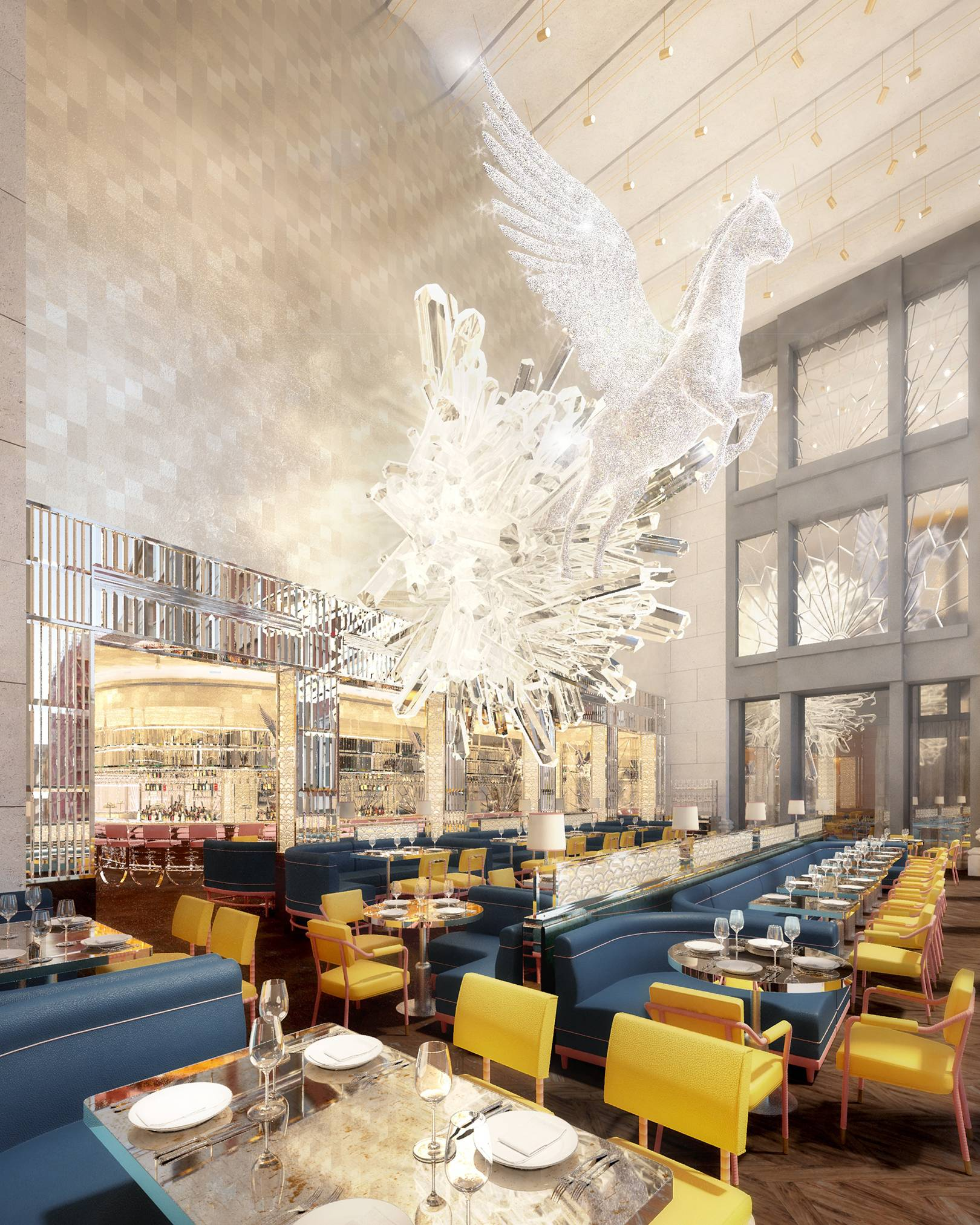 c8320c7c8d433 Selfridges Unveils Brasserie Of Light Restaurant