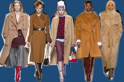 da46b91cddf9 There are some styles of coat that are destined to become cornerstones of  your wardrobe - the trench, the pea coat, the shearling jacket.