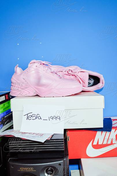 newest bfc40 38c79 Why Martine Roses Nike Collaboration Is Launching On Craigsl