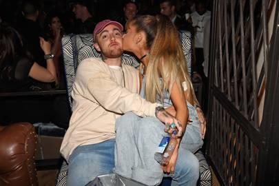 Ariana and Mac Go Public