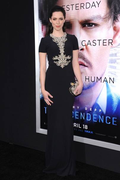 Transcendence premiere, LA - April 10 2014