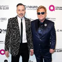 Elton John Oscars party - February 28 2016