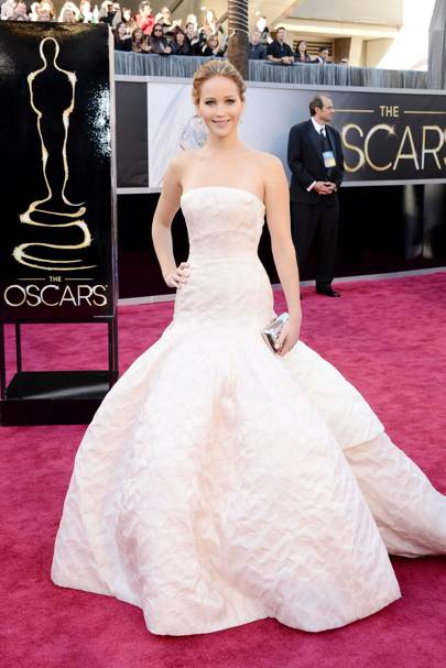 2. Jennifer Lawrence, $26 million (£16.9 million)