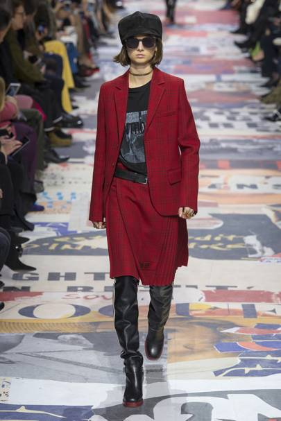 88ebea5225b Christian Dior Autumn Winter 2018 Ready-To-Wear show report ...