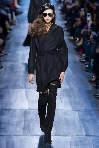 50d77f8cdbc6 Christian Dior Autumn Winter 2017 Ready-To-Wear show report ...