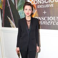 H&M Conscious Pop Up opening, New York - April 14 2015