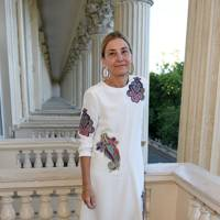 Amy Smilovic, founder of Tibi