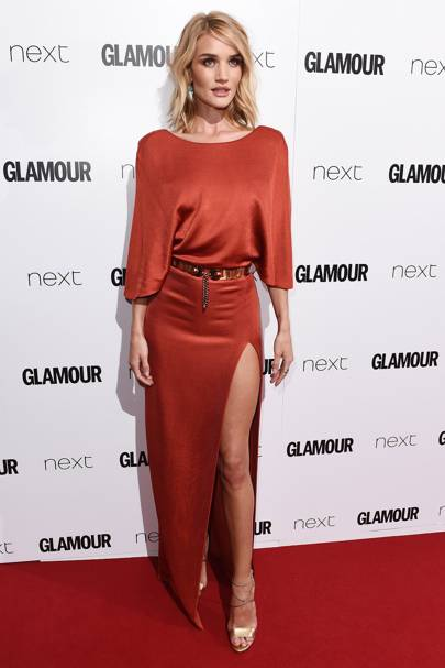 Glamour Awards, London - June 2 2015