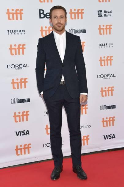 La La Land premiere – September 12 2016