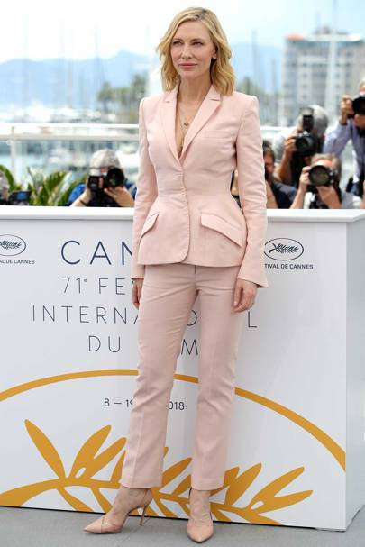 Jury photocall, Cannes Film Festival - May 8 2018