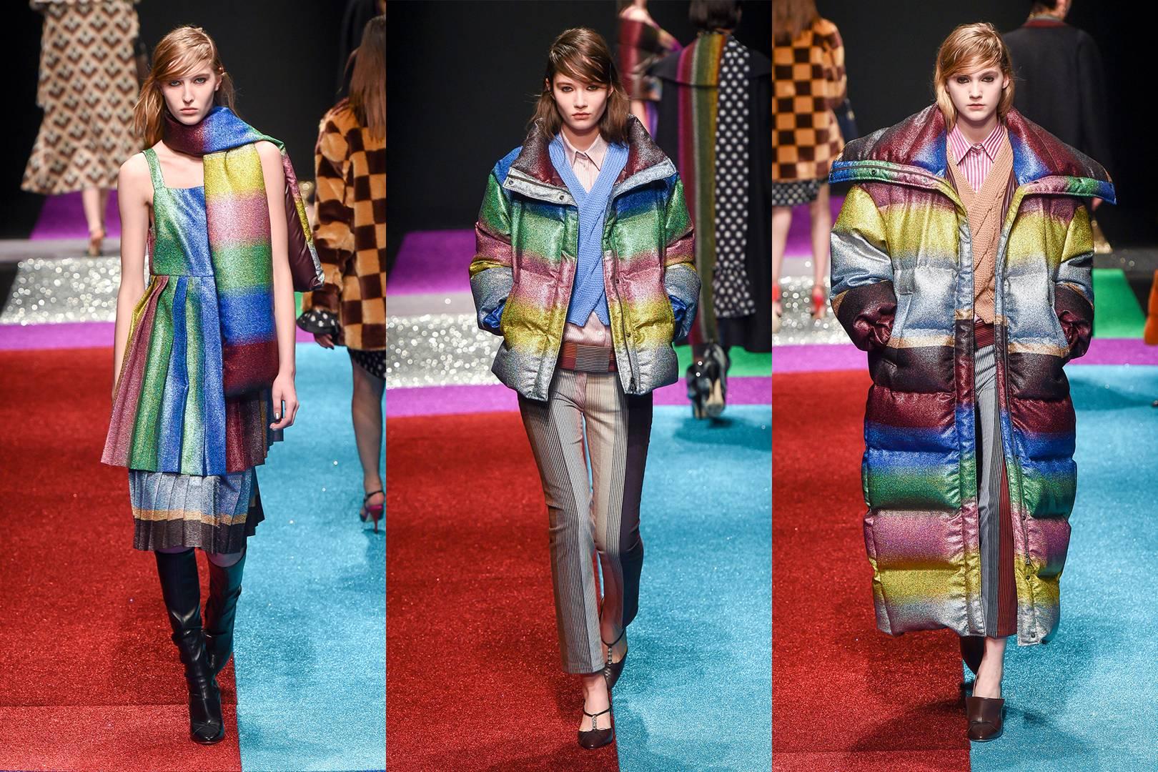dac111b05c How The Rainbow Flag Found Its Way Onto The Catwalk | British Vogue