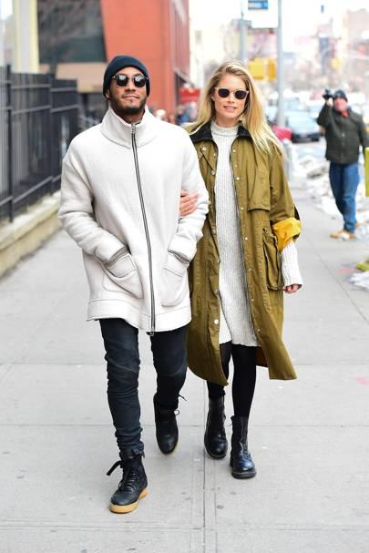 New York - February 14 2017