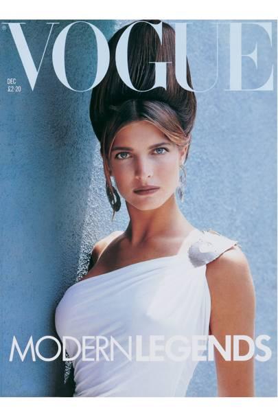 Vogue Cover, December 1988