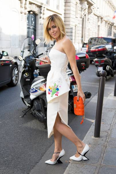 Cris Tamer, blogger