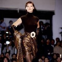 Linda Evangelista, 1992