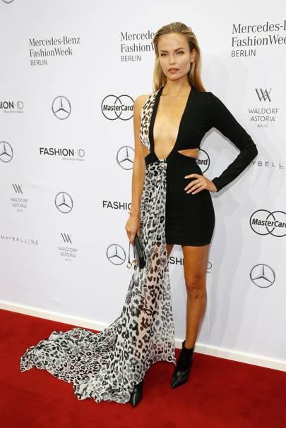 Mercedes-Benz Berlin Fashion Week - January 21 2016