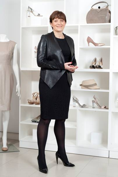 Belinda Earl, Marks & Spencer style director