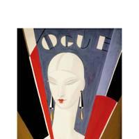 Vogue Deco by Eduardo Benito, May 1926 mini print