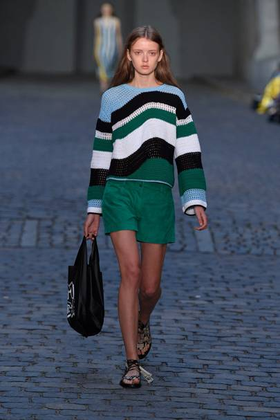 Lala Berlin Spring/Summer 2017 Ready-To-Wear show report ...