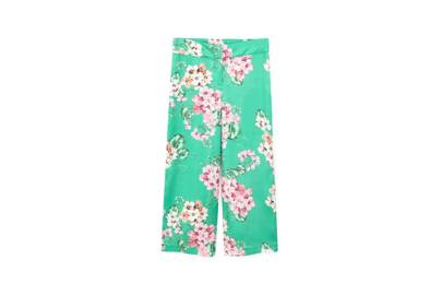 The Floral Trousers
