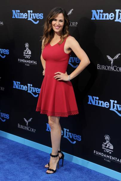 Nine Lives premiere, Los Angeles - August 1 2016