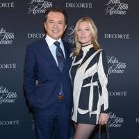 Saks Fifth Avenue Canada And Decorte event, Toronto - May 10 2016