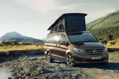 Tanya Gold Reviews The Mercedes Benz V Class Marco Polo | British Vogue