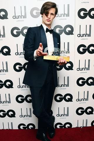 gq men of the year awards 2011 british vogue