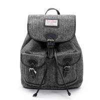 Harris Tweed rucksack