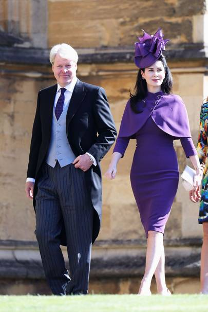 Earl Spencer and Countess Spencer