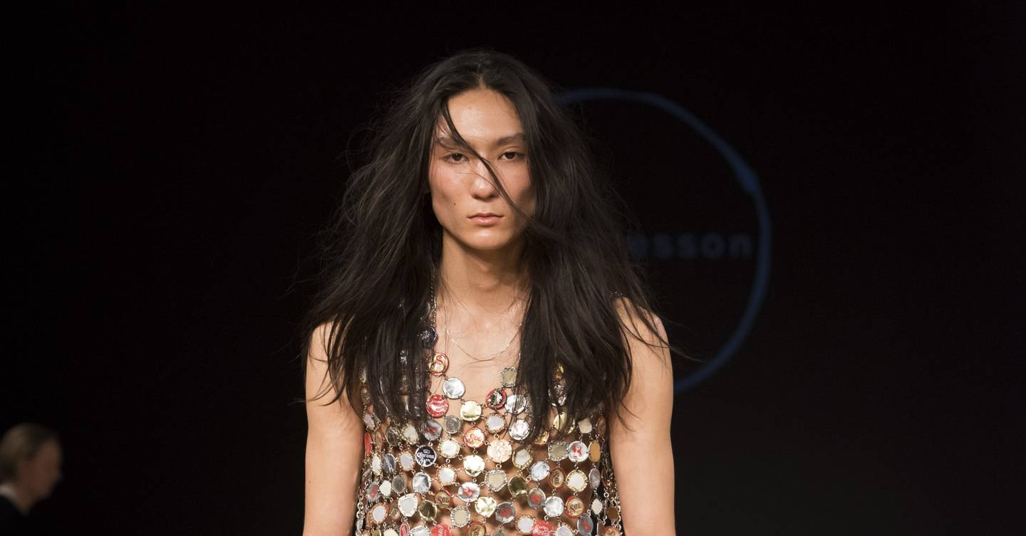 b40507cb37d Swedish Fashion Talents Autumn Winter 2018 Ready-To-Wear show report ...