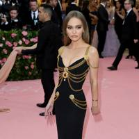 Lily-Rose Depp Continued Her Nineties Crusade
