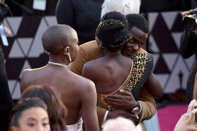 The Black Panther cast ruled the red carpet