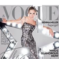 Vogue cover, December 2007