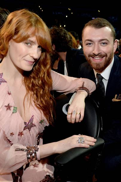 Florence Welch & Sam Smith