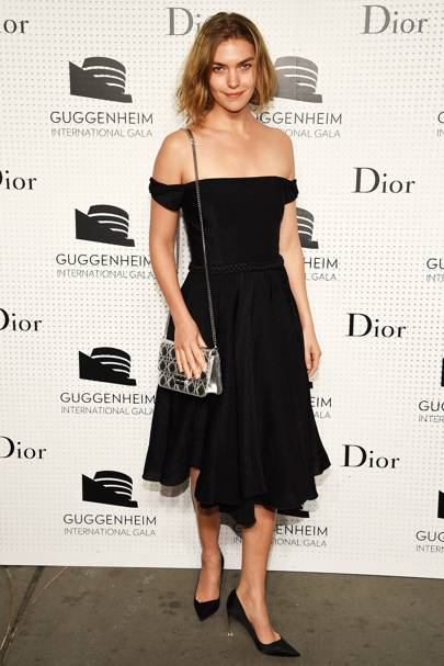 Guggenheim International Gala Pre-Party, New York - November 5 2014