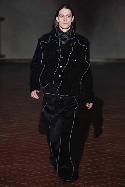 Report British Yproject Vogue Autumnwinter Show 2019 Menswear TIq0X